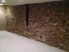 accent-wall-in-basement